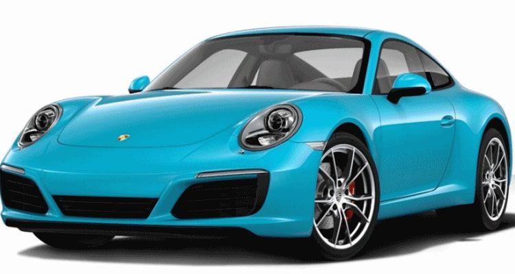 911 colors 2017