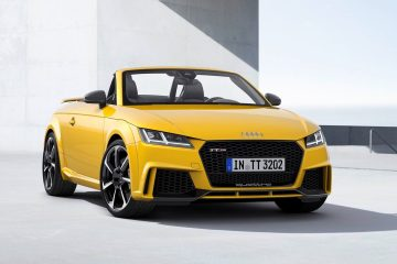 Beijing Debuts – 2017 Audi TT RS Coupe and Roadster – 3.7s via 400HP!