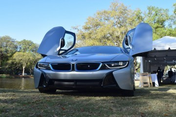 BMW i8 – Widescreen Photo Flyaround – Inside and Out at Kiawah Concours