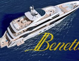 2016 BENETTI Fisker 50 – Diesel-Electric Hybrid Superyacht