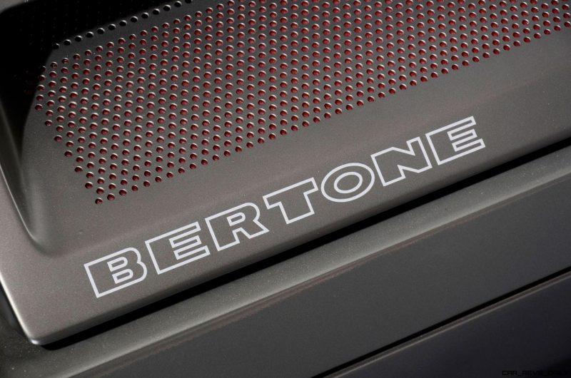 Concept Debrief - 1980 Lamborghini ATHON Speedster by Bertone 12