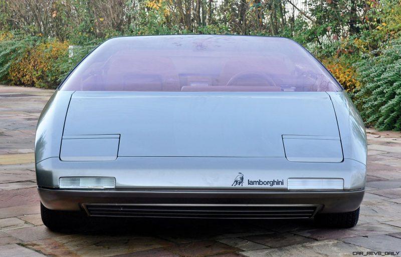 Concept Debrief - 1980 Lamborghini ATHON Speedster by Bertone 13