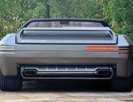Concept Debrief – 1980 Lamborghini ATHON Speedster by Bertone
