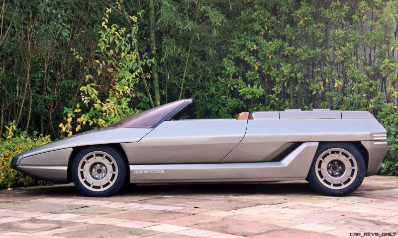 Concept Debrief - 1980 Lamborghini ATHON Speedster by Bertone 17