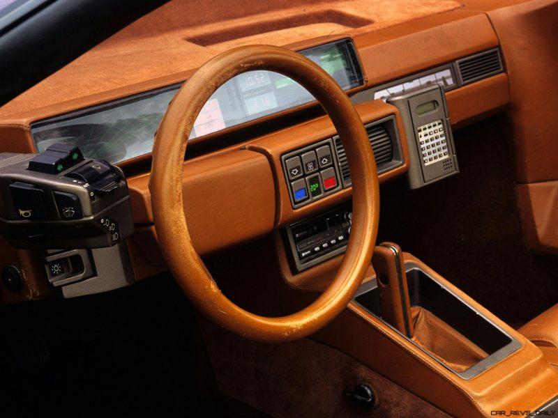 Concept Debrief - 1980 Lamborghini ATHON Speedster by Bertone 18