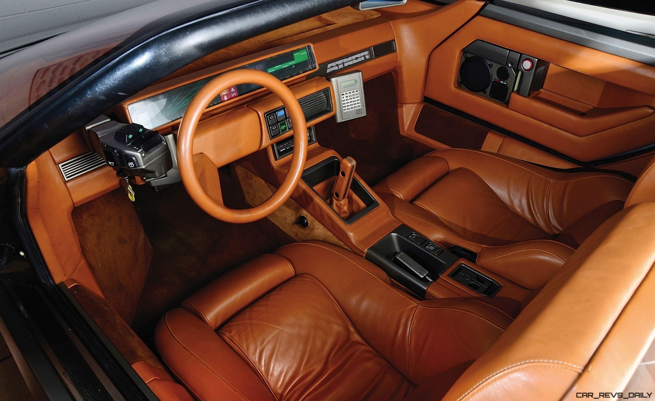 1980 Lamborghini ATHON Speedster By