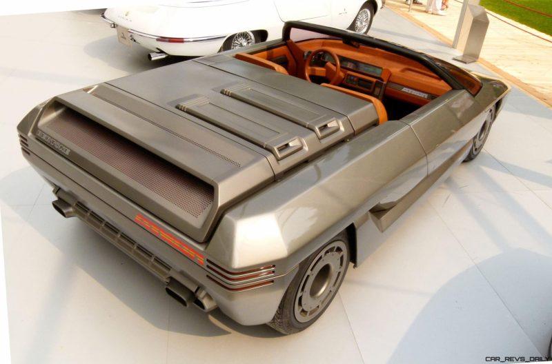Concept Debrief - 1980 Lamborghini ATHON Speedster by Bertone 22