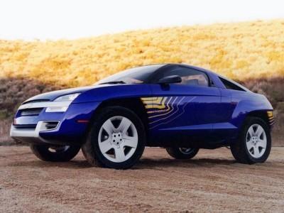 Concept Flashback - 2001 Chevrolet BORREGO Concept 4