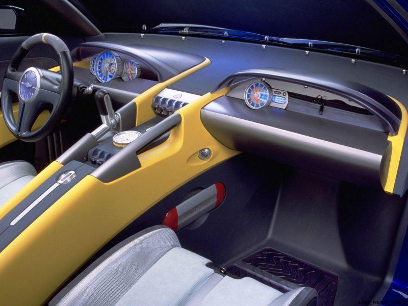Concept Flashback - 2001 Chevrolet BORREGO Concept 8