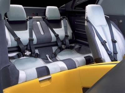 Concept Flashback - 2001 Chevrolet BORREGO Concept 9