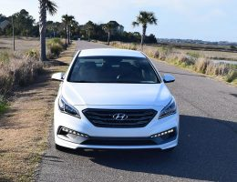 HD Road Test Review – 2016 Hyundai SONATA SPORT 2.0T (+Drive Video)