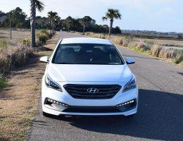 HD Road Test Review - 2016 Hyundai SONATA SPORT 2.0T (+Drive Video)