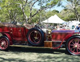 Kiawah 2016 – 1911 Rolls-Royce Silver Ghost – Video Startup and Walkthrough of Pre-War Lineup