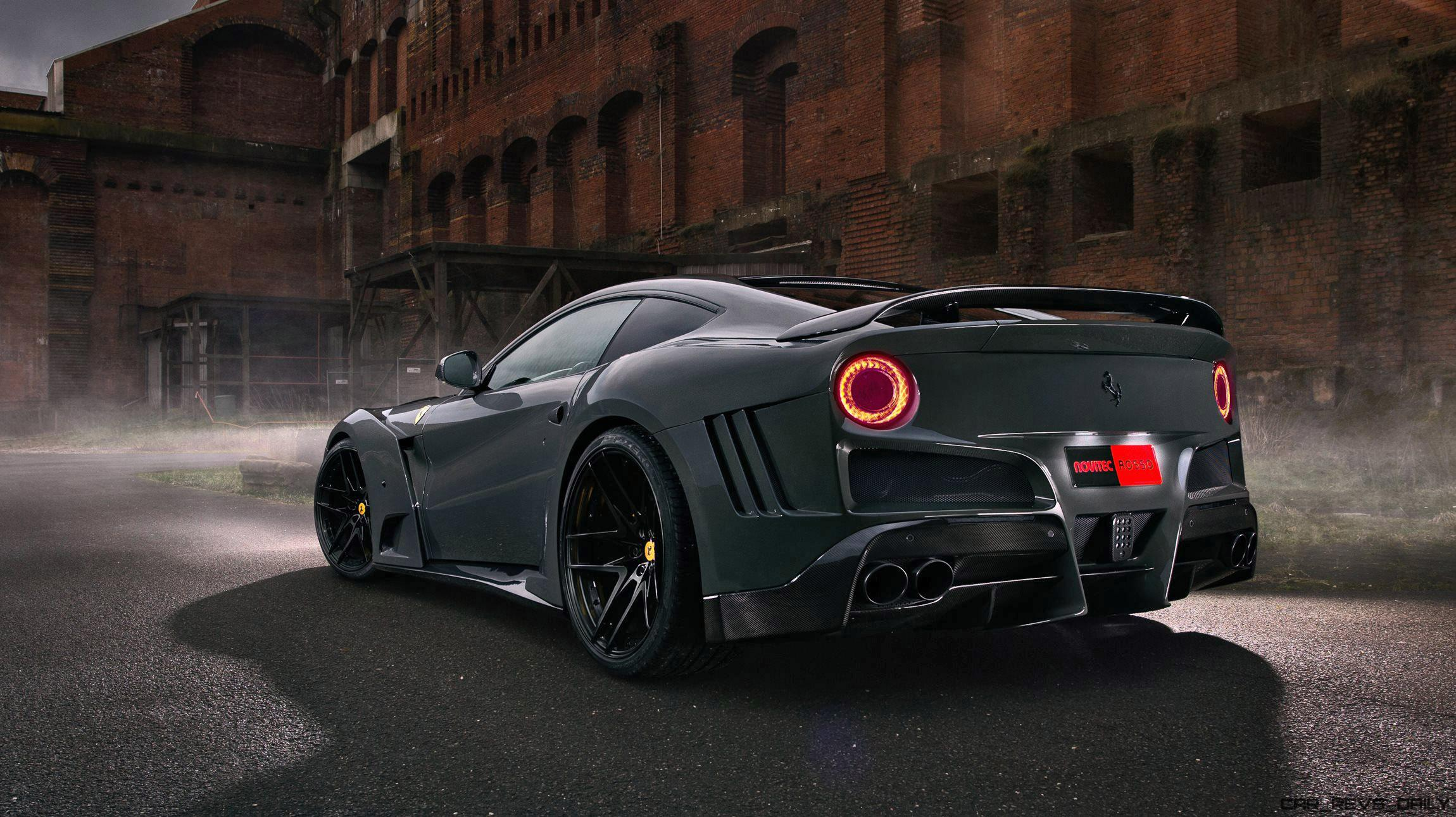 Ferrari F12 N Largo S By Novitec Rosso 2