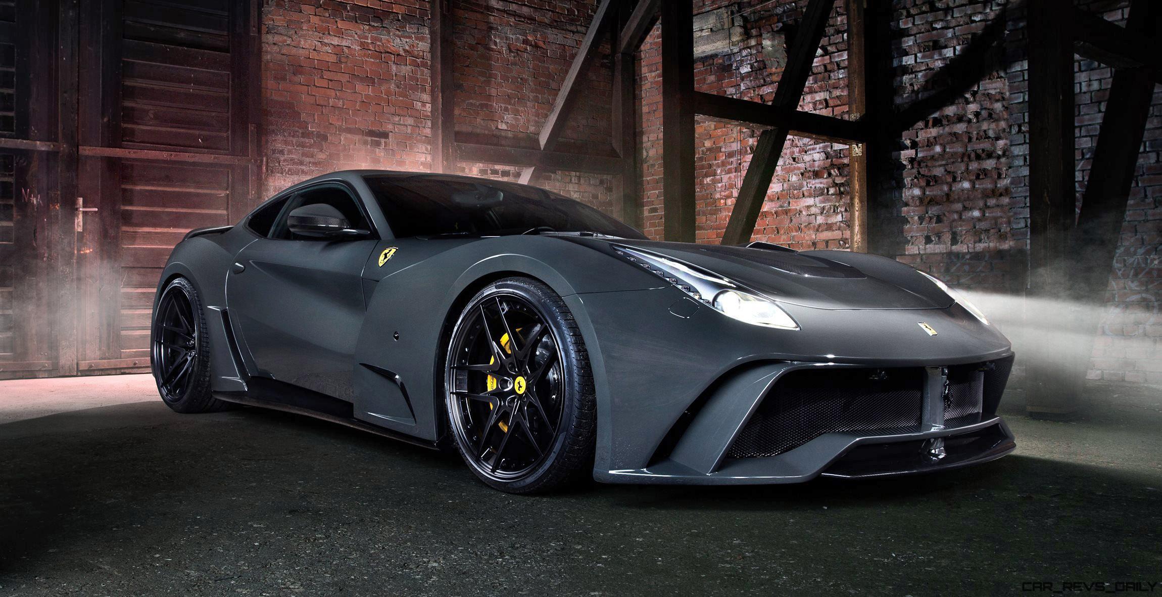 Ferrari F12 N Largo S By Novitec Rosso 6