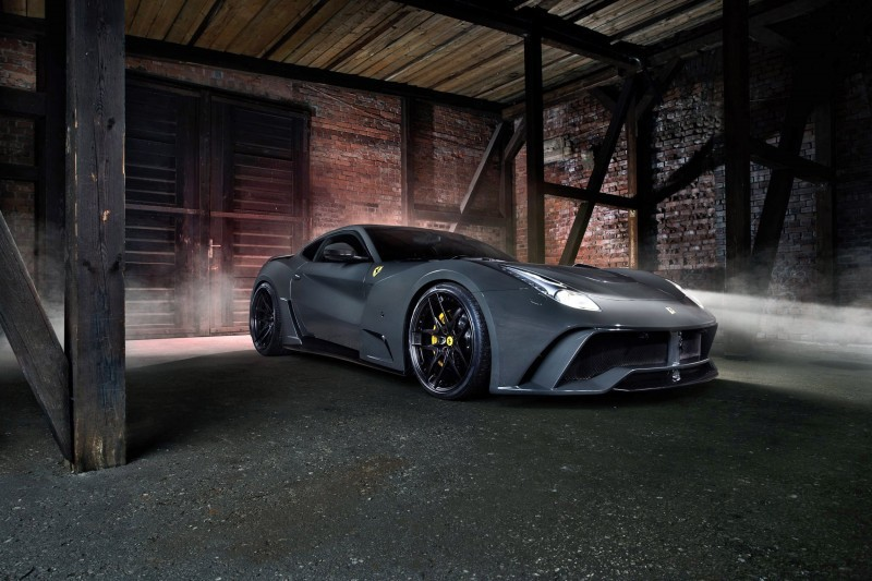 Ferrari F12 N-Largo S by Novitec Rosso 7