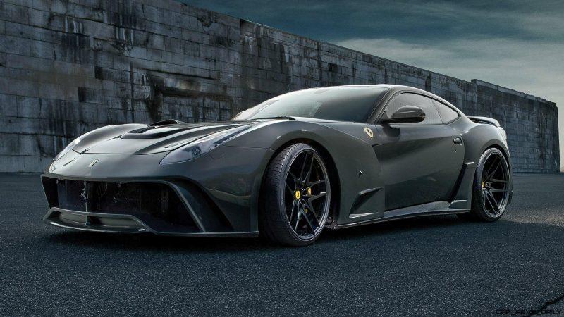 784HP, 218-MPH Ferrari F12 N-Largo S by Novitec Rosso 784HP, 218-MPH Ferrari F12 N-Largo S by Novitec Rosso 784HP, 218-MPH Ferrari F12 N-Largo S by Novitec Rosso