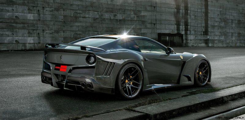 784HP, 218-MPH Ferrari F12 N-Largo S by Novitec Rosso 784HP, 218-MPH Ferrari F12 N-Largo S by Novitec Rosso