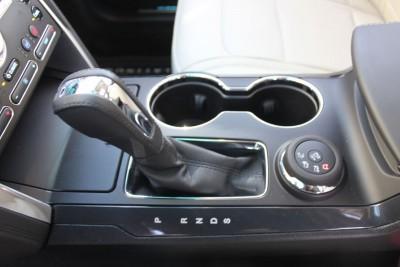Ford Explorer Platinum INTERIOR Review Photos by Tim Esterdahl 10