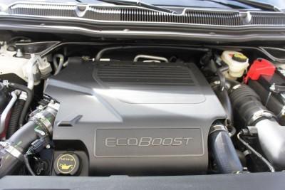 Ford Explorer Platinum INTERIOR Review Photos by Tim Esterdahl 12