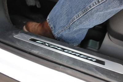 Ford Explorer Platinum INTERIOR Review Photos by Tim Esterdahl 2