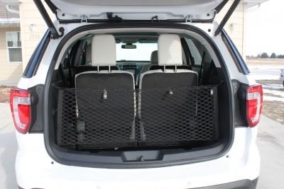 Ford Explorer Platinum INTERIOR Review Photos by Tim Esterdahl 3