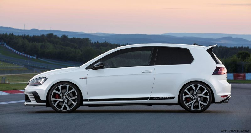 Golf GTI Clubsport Edition 40 10