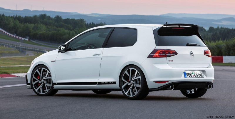 Golf GTI Clubsport Edition 40 11