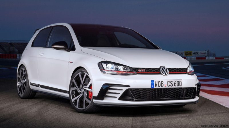 Golf GTI Clubsport Edition 40 12