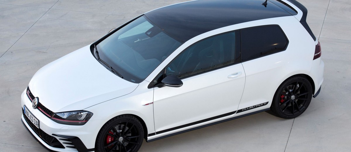 2016 Volkswagen GTI Clubsport Edition 40 - Locking Diff, Slicks and on silver golf carts, black painted furniture, black painted doors, black painted wheels, black painted cabinets, black painted trucks, navy golf carts, two tone golf carts, brown golf carts, chrome golf carts,