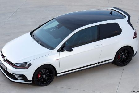2016 Volkswagen Gti Clubsport Edition 40 Locking Diff Slicks And Aerokit For R Ed Front Driver