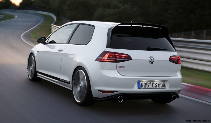 Golf GTI Clubsport Edition 40 2