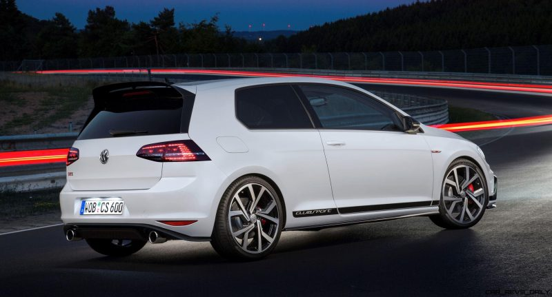 Golf GTI Clubsport Edition 40 3