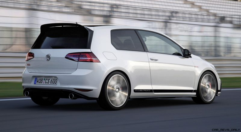 Golf GTI Clubsport Edition 40 7