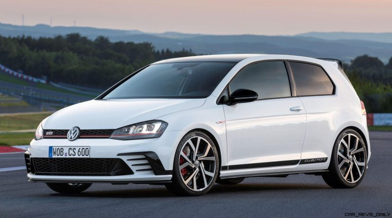 Golf GTI Clubsport Edition 40 9