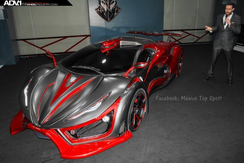 Inferno Exotic Car Reventador MV1 CS Series_23830347932_o