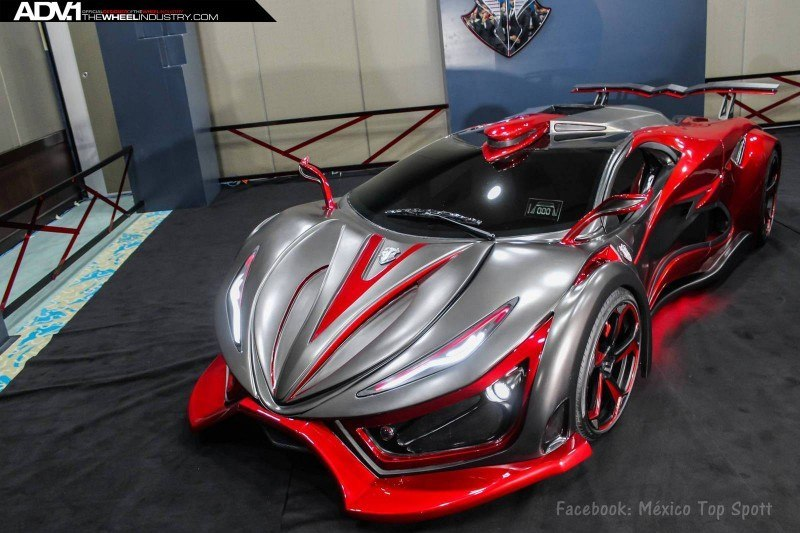 Inferno Exotic Car Reventador MV1 CS Series_23830350162_o