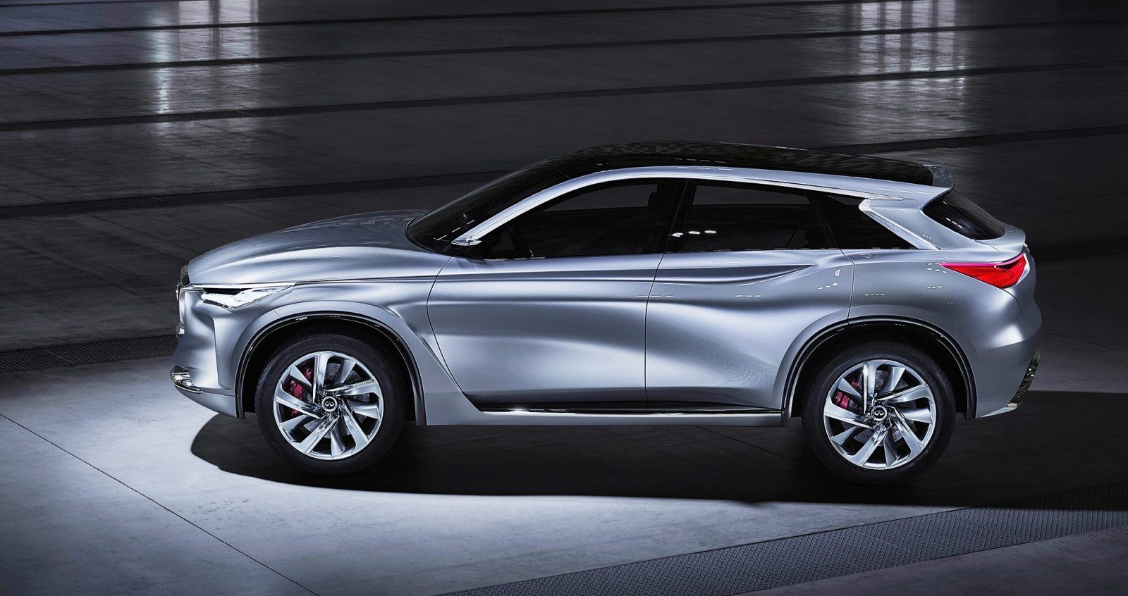 2016 INFINITI QX Sport Inspiration Concept Bows in Beijing ...