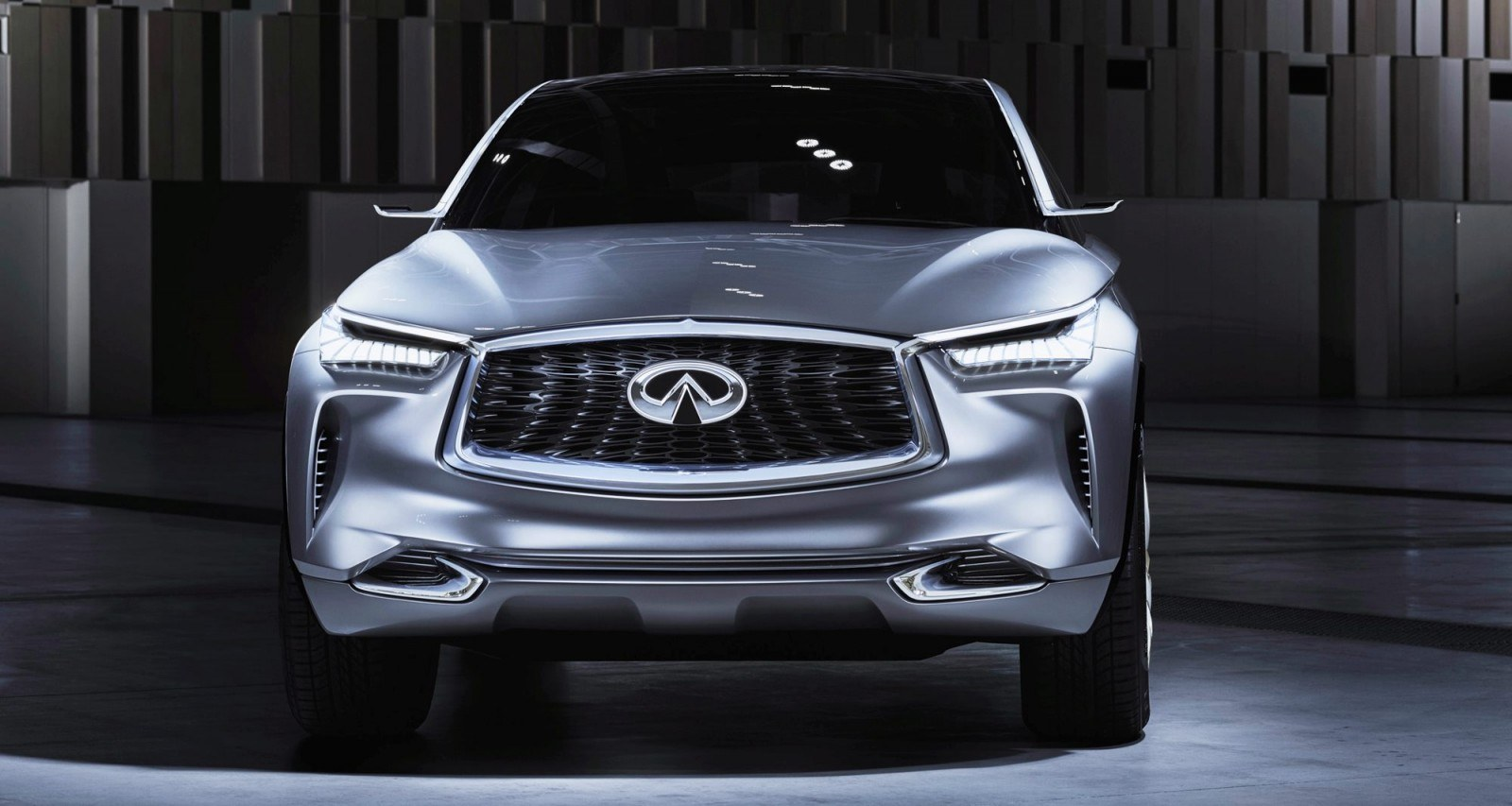 Image [ 22 of 50 ] - Infiniti Qx Sport Inspiration Concept 2018 Part ...