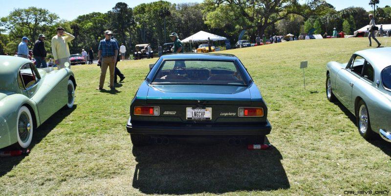 Kiawah 2016 Highlights - 1974 DeTomaso Longchamp 10