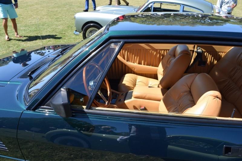 Kiawah 2016 Highlights - 1974 DeTomaso Longchamp 20