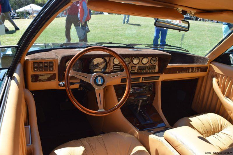 Kiawah 2016 Highlights - 1974 DeTomaso Longchamp 23
