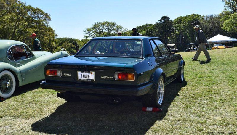 Kiawah 2016 Highlights - 1974 DeTomaso Longchamp 6