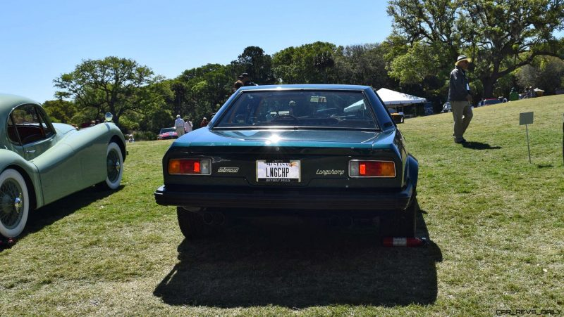 Kiawah 2016 Highlights - 1974 DeTomaso Longchamp 7