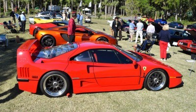 Kiawah 2016 Highlights - 1992 Ferrari F40 13