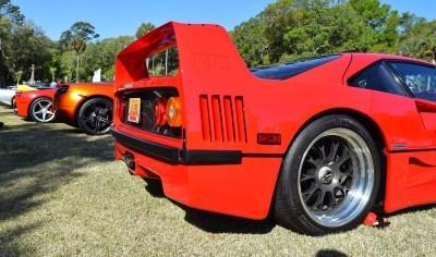 Kiawah 2016 Highlights - 1992 Ferrari F40 Kiawah 2016 Highlights - 1992 Ferrari F40