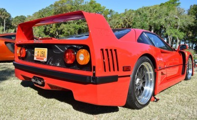 Kiawah 2016 Highlights - 1992 Ferrari F40 17