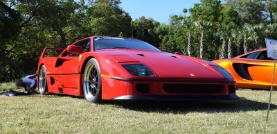 Kiawah 2016 Highlights - 1992 Ferrari F40 8