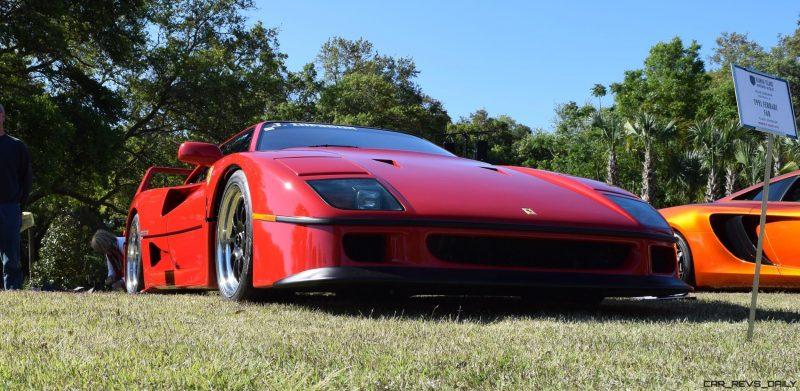 Kiawah 2016 Highlights - 1992 Ferrari F40 9