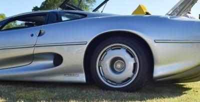 Kiawah 2016 Highlights - 1994 Jaguar XJ220 23